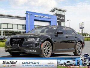 2015 Chrysler 300 S Safety & Re-Conditioned