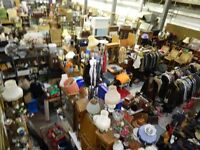 massive sale of household, antique & retro furniture, vintage vinyl, books, collectables