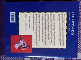 Tae kwon Do book for sale