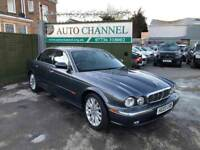 Jaguar XJ 4.2 XJ8 SE 4dr£4,195 p/x welcome FREE WARRANTY. NEW MOT
