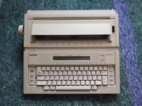 Brother AX-140 electronic typewriter