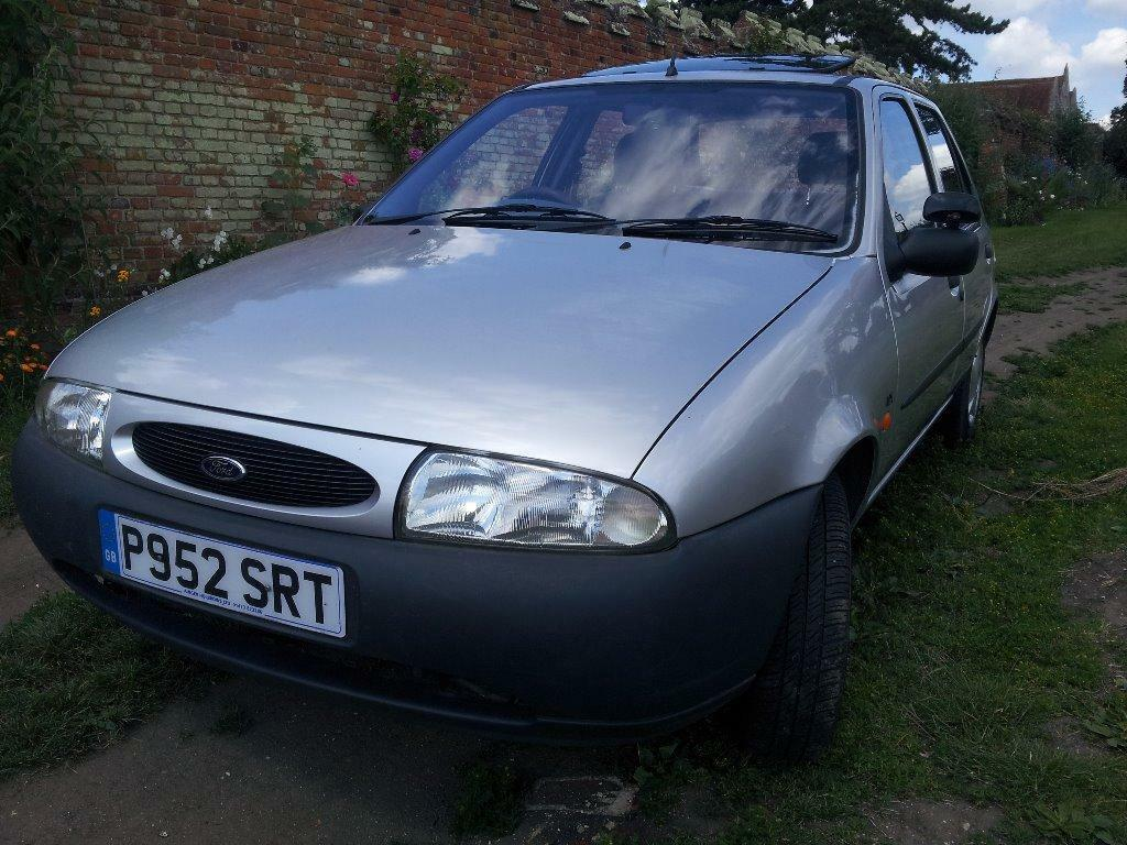 ford fiesta lx 1 2 1997 eco tec superb classic in long melford suffolk gumtree. Black Bedroom Furniture Sets. Home Design Ideas