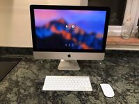 Apple iMac Core i5 2.9 21.5Inch ME087LL/A - A1418 - Perfect nearly new condition