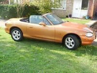 For sale reliable MX5 1.6l