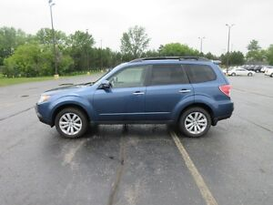 2013 Subaru FORESTER LIMITED AWD