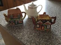 Teapots (Individually priced)