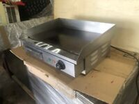 Professional Table Top Electric Griddle 240v