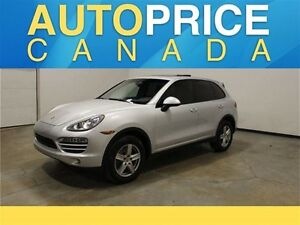 2011 Porsche Cayenne Base MOOROOF|LEATHER|AWD