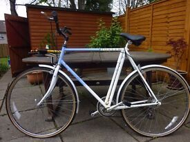 Classic Rayleigh Pioneer bicycle for sale; 23'' frame.