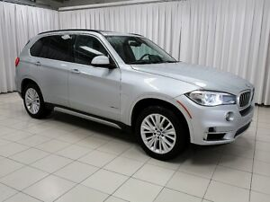2015 BMW X5 WOW!! RARE LUXURY LINE X5-35i XDRIVE AWD SUV!!! EQ
