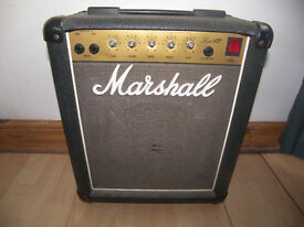 Marshall Lead 12 Guitar Combo Amp / Amplifier.