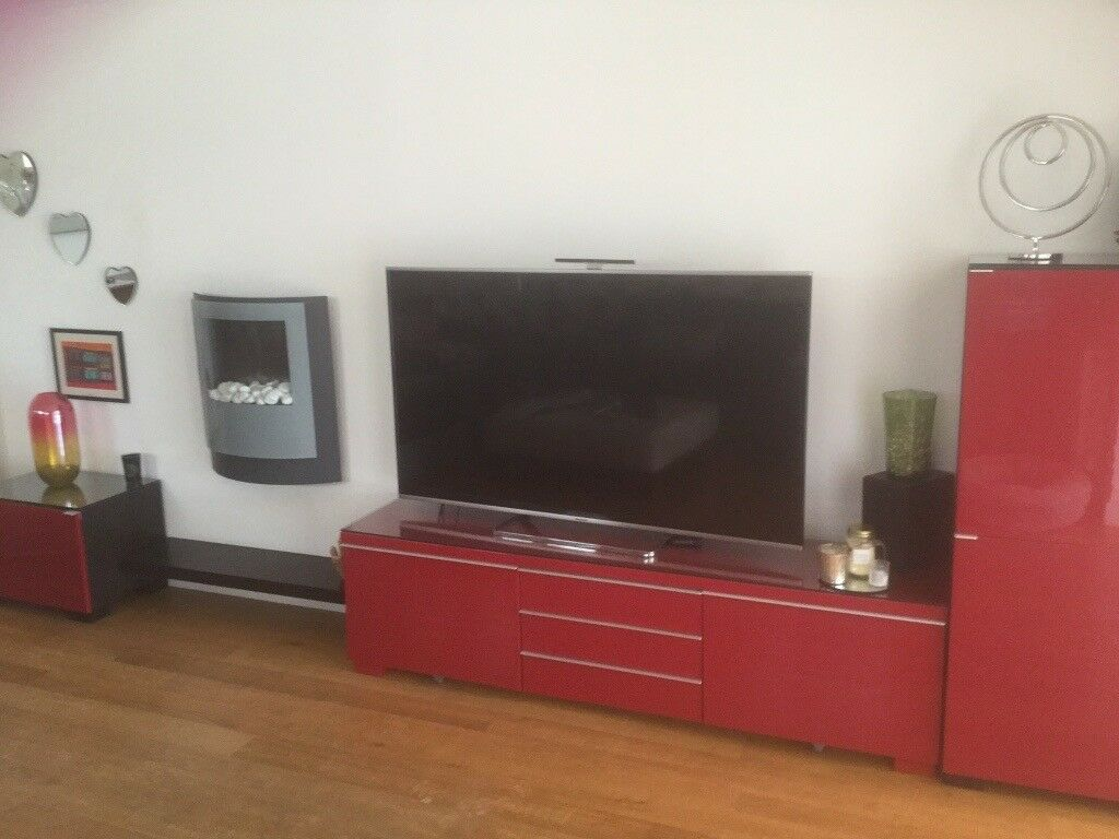 Tv unit and cabinets Ikea
