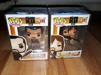 The Walking Dead Pop Funkos