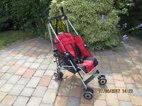 Maclaren Stroller, Footmuff, Raincover etc.