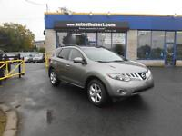 NISSAN MURANO SL AWD 2009 **TOIT PANORAMIQUE**