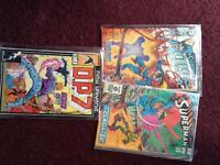 Mavel & DC comics