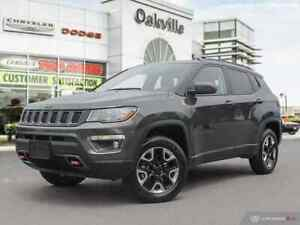 2018 Jeep Compass TRAILHAWK | HEATED SEATS | NAV | BACK UP CAM |