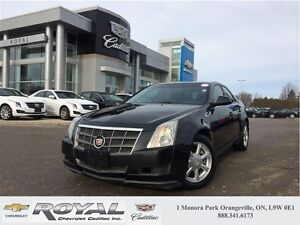 2009 Cadillac CTS 3.6 * HEATED LEATHER * CERTIFIED