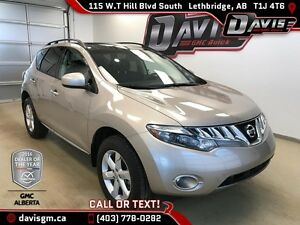 Used 2010 Nissan Murano SL-Sunroof, Heated Seats