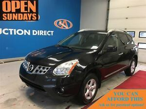 2013 Nissan Rogue S AWD! SUNROOF! FINANCE NOW!