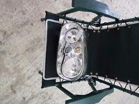 VW GOLF MK4 PASSENGERS LEFT HEAD LAMP LIGHT