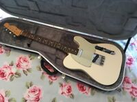 Hiscox Electric Guitar Hard Case. Fender Telecaster Stratocaster Squire Gigbag Gig Bag Hardcase
