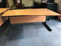 Office Desks in excellent condition - £50 each