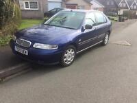 Rover AUTOMATIC 9 MONTHS MOT