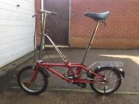 Dahon folding bike