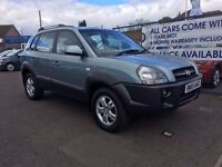 Hyundai Tucson Diesel Estate Silver For Sale/Finance