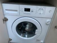 Washing machine Lamona HJA8511 Integrated 7KG - Working Washing Machine
