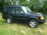 Land rover discovery gs td5 7 seater estate 5 speed manual £1000's bill's service history mot £1595