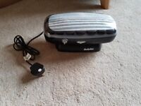 NEW Babyliss 3035U Thermo Ceramic Electric 20 Heated Hair Rollers in case with clips