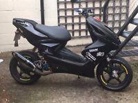 Stage 6 2stroke 70cc Yamaha aerox 650£
