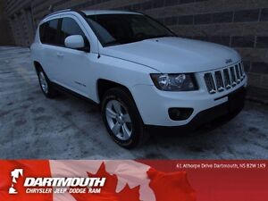 2015 Jeep Compass NORTH WITH EXTENDED WARRANTY!
