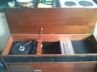 1950/60s PYE stereogram working