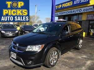 2012 Dodge Journey RT AWD WITH ONLY 59,000 KMS!!!!