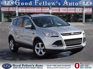 2015 Ford Escape SE MODEL, LEATHER, CAMERA, 1.6 ECOBOOST