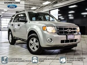 2009 Ford Escape XLT, Low Mileage Trade in with Car Proof Verifi