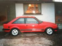 Escort Mk3 xr3i parts wanted