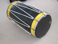 Used Dhol for sale. Ideal for performing at events, recording, personal use ect