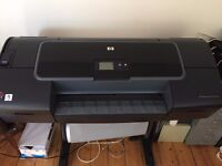 BARGAIN!!! HP Designjet Z2100 Photo Printer - 24in 7 months old