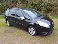 2008(57) CITROËN GRAND PICASSO C4 1.6 HDi 16V VTR+ EGS AUTOMATIC 7 SEATER MOT APRIL 17 S/HISTORY