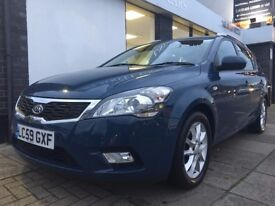 KIA Cee'D 1.6 CRDi 2 Estate 5dr ONLY 64319 GENUINE MILES