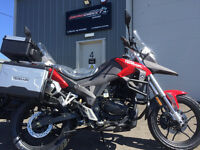 Sinnis Terrain 125 125cc Adventure, Supermoto, Varedero - Finance Available w/ Nationwide Delivery!