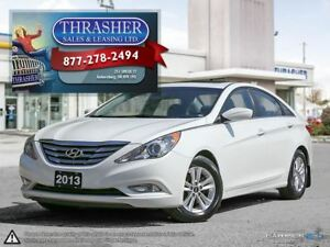 2013 Hyundai Sonata GLS,SUNROOF,HEATED SEATS,WINTER & SUMMER TIR
