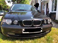 1.8 BMW 316 - 3 door (3 Series) PETROL BLACK