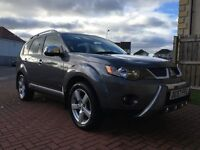Mitsubishi Outlander 2.0 DI-D Warrior 5Dr. QUICK SALE NEEDED. NO OFFERS
