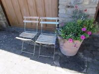 2 french chairs reduced to £20