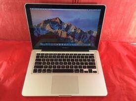 "Apple MacBook Pro A1278 13.3"", 2011, 750GB, i5 Processor, 6GB RAM +WARRANTY, NO OFFERS, L172"